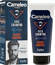 Düfte, Parfümerie und Kosmetik Anti-Schuppen Shampoo - Delia Cameleo Men Anti Dandruff Shampoo