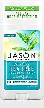"""Düfte, Parfümerie und Kosmetik Deodorant Stick """"Teebaum"""" - Jason Natural Cosmetics Pure Natural Deodorant Stick Tea Tree"""