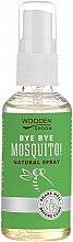 Düfte, Parfümerie und Kosmetik Insektenschutzspray - Wooden Spoon Bye Bye Mosquito Insect Repellent