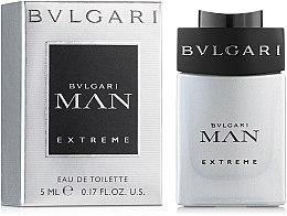 Bvlgari Man Extreme - Eau de Toilette (Mini)  — Bild N2