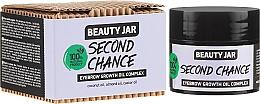 Düfte, Parfümerie und Kosmetik Augenbrauen-Ölkomplex mit Kokosnuss-, Mandel- und Rizinusöl - Beauty Jar Second Chance Eyebrow Growth Oil Complex