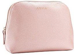 Düfte, Parfümerie und Kosmetik Kosmetiktasche rosa - Avon Make Up Bag