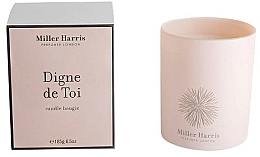 Düfte, Parfümerie und Kosmetik Miller Harris Digne de Toi - Duftkerze