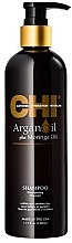 Düfte, Parfümerie und Kosmetik Regenerierendes Shampoo - CHI Argan Oil Plus Moringa Oil Shampoo