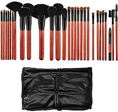 Düfte, Parfümerie und Kosmetik Professionelles Make-up Pinselset 28 St. - Tools For Beauty