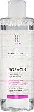 Düfte, Parfümerie und Kosmetik Beruhigendes Mizellenwasser für zu Rötungen neigende Haut - Iwostin Rosacin Micellar Water