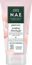 Düfte, Parfümerie und Kosmetik Gesichtsreinigungsgel mit Bio Damast-Rosenwasser - N.A.E. Purezza Purifying Cleansing Gel