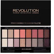 Düfte, Parfümerie und Kosmetik Lidschattenpalette - Makeup Revolution Profesional Eyeshadow Palette