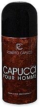 Düfte, Parfümerie und Kosmetik Roberto Capucci Capucci Pour Homme - Parfümiertes Deospray