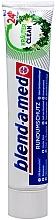 Düfte, Parfümerie und Kosmetik Zahnpasta Kräuter Clean für Rundumschutz - Blend-a-med Herbal Clean Toothpaste