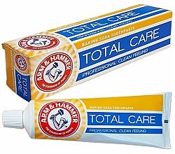 Düfte, Parfümerie und Kosmetik Zahnpasta Total Care - Arm & Hammer Total Care Baking Soda Toothpaste