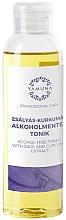 Düfte, Parfümerie und Kosmetik Körpertonikum mit Salbei- und Kurkuma-Extrakt - Yamuna Sage-Turmeric Non-Alcoholic Tonic