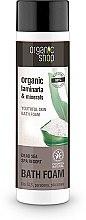 Düfte, Parfümerie und Kosmetik Badeschaum mit Bio Laminarien und Mineralien - Organic Shop Organic Laminaria and Minerals Dead Sea Bath Foam
