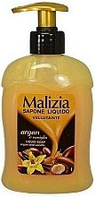 Düfte, Parfümerie und Kosmetik Flüssigseife mit Argan und Vanille - Malizia Liquid Soap Argan And Vaniglia