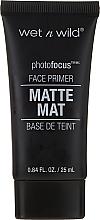 Düfte, Parfümerie und Kosmetik Gesichtsprimer - Wet N Wild Coverall Primer Base De Teint E850