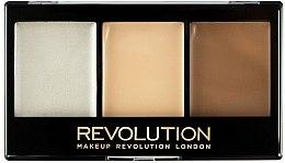 Düfte, Parfümerie und Kosmetik Cremige Konturpalette - Makeup Revolution Ultra Cream Contour Kit