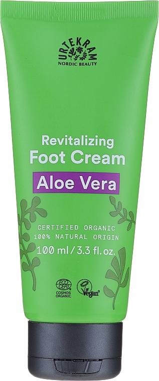 Fußcreme - Urtekram Urtekram Aloe Vera Foot Cream