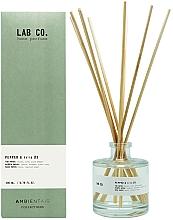 Düfte, Parfümerie und Kosmetik Raumerfrischer Pfeffer & Iris - Ambientair Lab Co. Pepper & Iris