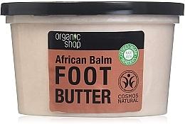 Fußbutter mit Bio Rooibos und 7 Ölen - Organic Shop Organic Rooibos & 7 Oils Foot Butter — Bild N2
