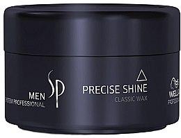 Düfte, Parfümerie und Kosmetik Haarwachs für Herren - Wella SP Men Precise Shine Classic Wax