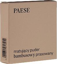 Düfte, Parfümerie und Kosmetik Matter Gesichtspuder - Paese Powder Mate