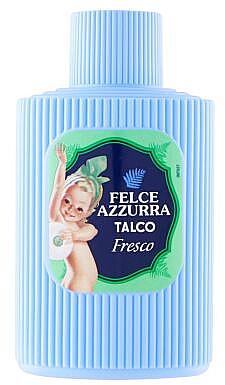 Körperpuder Fresh - Felce Azzurra Fresh Talcum Powder