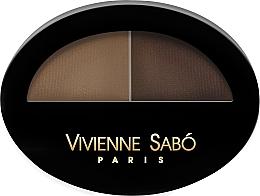 Düfte, Parfümerie und Kosmetik Augenbrauen Lidschatten - Vivienne Sabo Brow Arcade