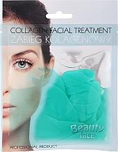 Düfte, Parfümerie und Kosmetik Gesichtsmaske mit Grüntee - Beauty Face Collagen Hydrogel Mask
