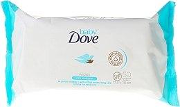 Düfte, Parfümerie und Kosmetik Feuchttücher für Babys und Kinder 50 St. - Dove Baby Care Rich Moisture Wipes