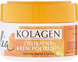 Düfte, Parfümerie und Kosmetik Gesichtscreme - Celia Collagen Soft Semi-Rich Face Cream