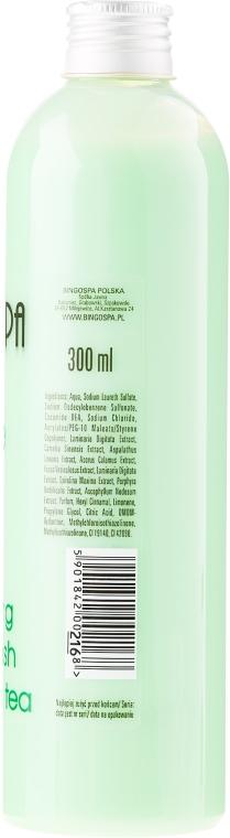Erfrischendes Duschgel mit Algen und grünem Tee - BingoSpa Algae Energizing Body Wash With Green Tea — Bild N3