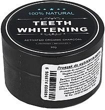 Düfte, Parfümerie und Kosmetik 100% Natürliches aufhellendes Zahnpulver mit Aktivkohle - Biomika Natural Teeth Powder