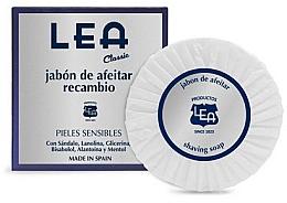 Düfte, Parfümerie und Kosmetik Rasierseife - Lea Classic Shaving Soap (Refil)