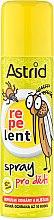 Düfte, Parfümerie und Kosmetik Kinder Spray gegen Mücken - Astrid Repelent Spray