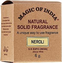 Düfte, Parfümerie und Kosmetik Natürliches Cremeparfum Neroli - Shamasa