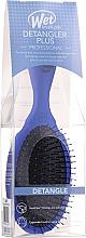 Düfte, Parfümerie und Kosmetik Haarbürste für verfilztes Haar blau - Wet Brush Pro Detangler Plus Blue