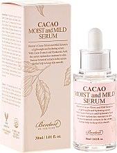 Düfte, Parfümerie und Kosmetik Gesichtsserum mit Kakaoextrakt und Hyaluronsäure - Benton Cacao Moist and Mild Serum