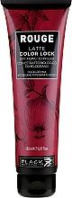 Düfte, Parfümerie und Kosmetik Haarmilch zum Farbeschutz mit Granatapfel-Extrakt - Black Professional Line Rouge Color Lock Milk