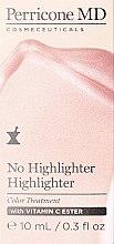 Düfte, Parfümerie und Kosmetik Highlighter - Perricone MD No Highlighter Highlighter