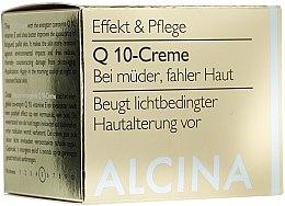 Düfte, Parfümerie und Kosmetik Gesichtscreme mit Q10 - Alcina Q 10 Creme