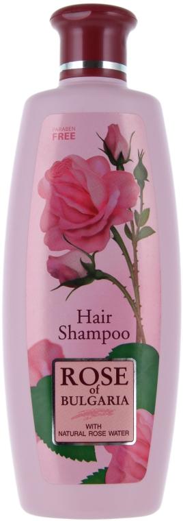 Shampoo mit Rosenwasser - BioFresh Rose of Bulgaria Hair Shampoo — Bild N1
