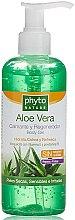 Düfte, Parfümerie und Kosmetik Beruhigendes und regenerierendes Körpergel mit Aloe Vera - Luxana Phyto Nature Aloe Vera Gel