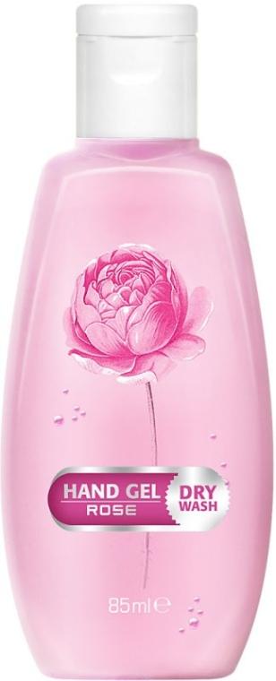 Hand-Desinfektionsgel mit Rosenblutenextrakt - Bulgarian Rose Dry Wash Rose Hand Gel