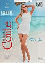 Düfte, Parfümerie und Kosmetik Strumpfhose für Damen Summer 8 Den Natural - Conte