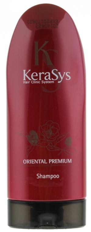 Pflegeshampoo für Geschmeidigkeit und Glanz - KeraSys Hair Oriental Premium Shampoo — Bild N1