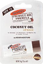 Düfte, Parfümerie und Kosmetik Lippenbalsam mit Kokosöl - Palmer's Coconut Oil Formula Lip Balm