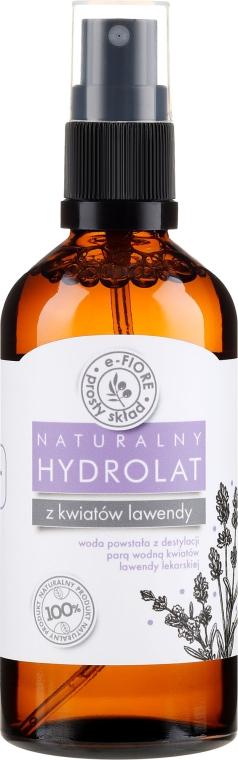 Gesichtshydrolat aus Lavendelblüten - E-Fiore Hydrolat