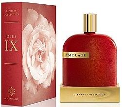 Düfte, Parfümerie und Kosmetik Amouage The Library Collection Opus IX - Eau de Parfum