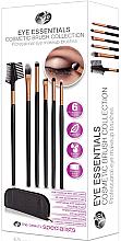 Düfte, Parfümerie und Kosmetik Make-up Pinselset 6-tlg. - Rio Eye Essentials Cosmetic Brush Collection