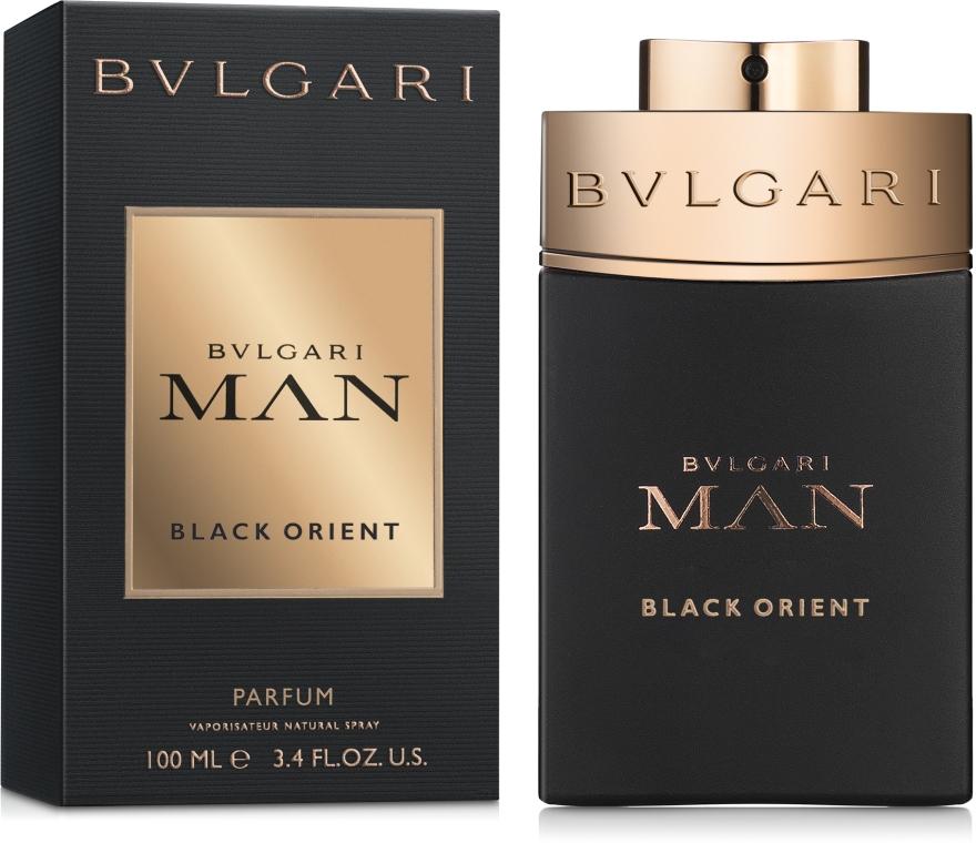 Bvlgari Man Black Orient - Parfüm